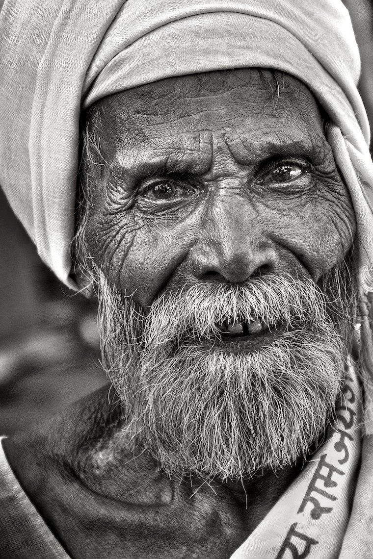 India Pushkar portrait