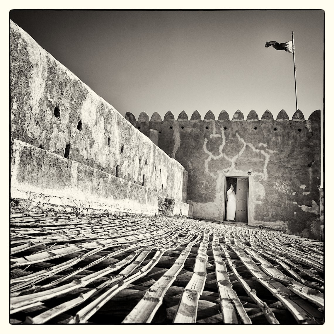 Qatar Fort Zubara restoration