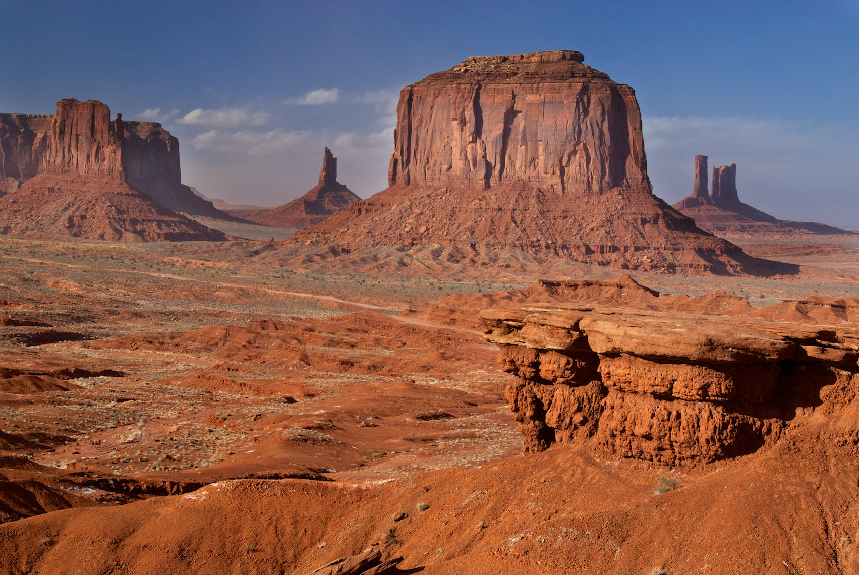 United States Monument Valley